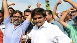 Patel Agitation Leader Hardik Patel Released After Detention Leads To