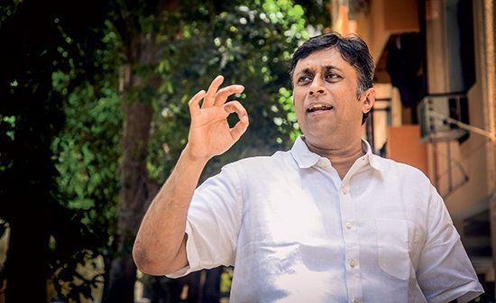 Sanjay Subrahmanyan: The New