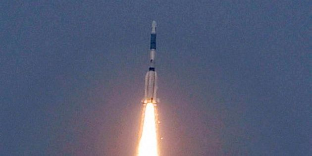 India Successfully Launches GSAT-6 With Homegrown Cryo