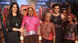 PHOTOS: Lakmé Fashion Week 2015 Kicks Off To An Elegant