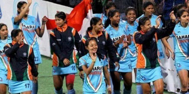 India Women's Hockey Team Bags Historic 2016 Rio Olympic Berth After 36
