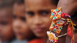 Raksha Bandhan Gift For 10-Year-Old: Reunited With Lost Sister Who Was Trafficked 5 Years