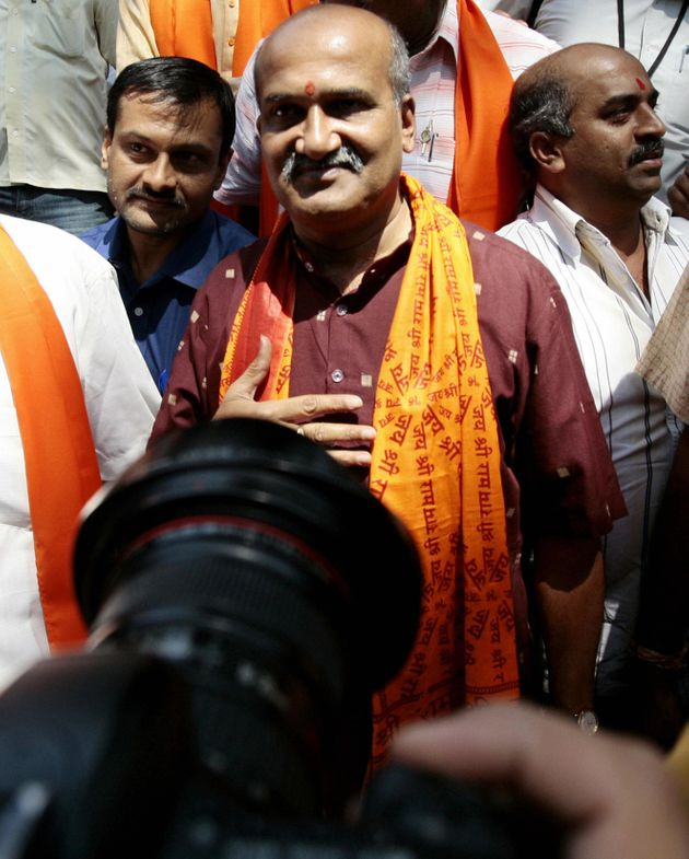 Sri Ram Sene Chief Pramod Muthalik Will Not Be Allowed To Enter Goa, Rules