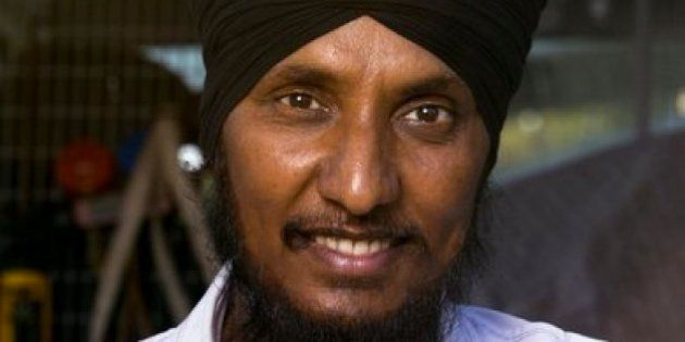 Sikh Cab Driver Is 'Australian Of The Day' For Serving Free Indian Food To The