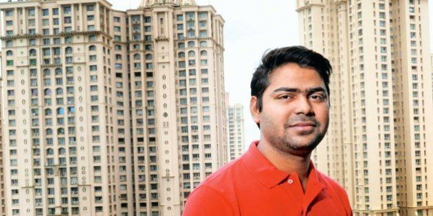 MUMBAI, INDIA - AUGUST 5: (File photo) Rahul Yadav, CEO and co-founder of Housing.com, on August 5, 2014...