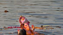 This Edible Indian God Might Eradicate Mumbai's Water Pollution Problem During Ganesh
