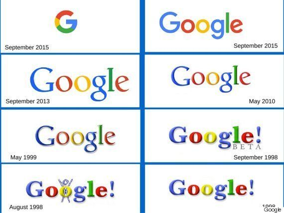 Google Gets New Logo And Voice Update To Mark 17
