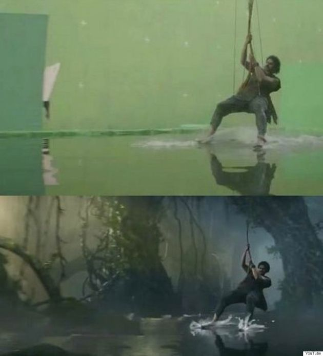 WATCH: How Visual Effects Created 7 Amazing Scenes In