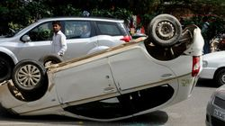 The Morning Wrap: 75,000 Killed On India's Roads In 2014; BJP, Ally In Row Over Chandigarh Airport
