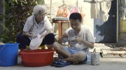 WATCH: Heartbreaking Video Shows Why A Grandparent's Love Is Something