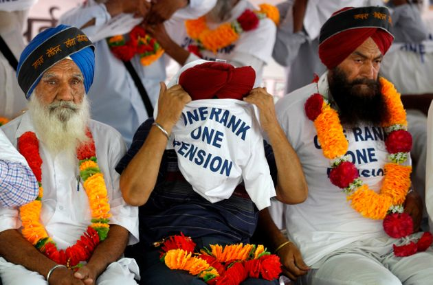 Government Meets Veterans, Might Make Announcement On 'One Rank One Pension'