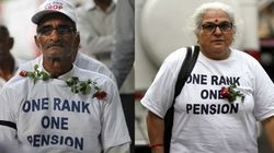 Veterans Express Disappointment Over Government's OROP