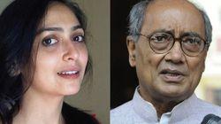 I Have Married Digvijaya Singh For Love, Says TV Anchor Amrita