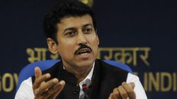 Rajyavardhan Singh Rathore Says India Ready To Use All Means To Catch Its