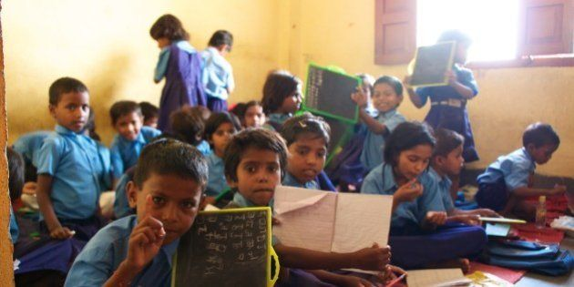 School near Bodh