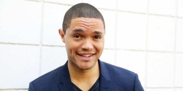 Trevor Noah poses for a portrait at The Beverly Hilton in Beverly Hills, Calif., Wednesday, July 29,...