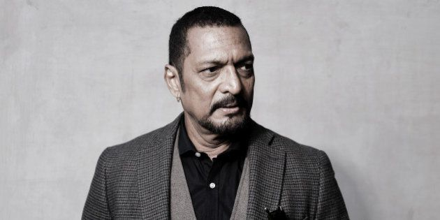 DUBAI, UNITED ARAB EMIRATES - DECEMBER 12: (EDITORS NOTE: Image has been digitally retouched) Nana Patekar...