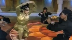 Sridevi's 'Nagin' Dance Goes Pretty Well With Major Lazer's 'Lean