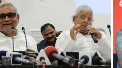 HuffPost-C-Voter Pre-Poll Survey: It's Advantage Lalu-Nitish In