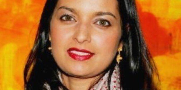 I met Jhumpa Lahiri at the premiere of the