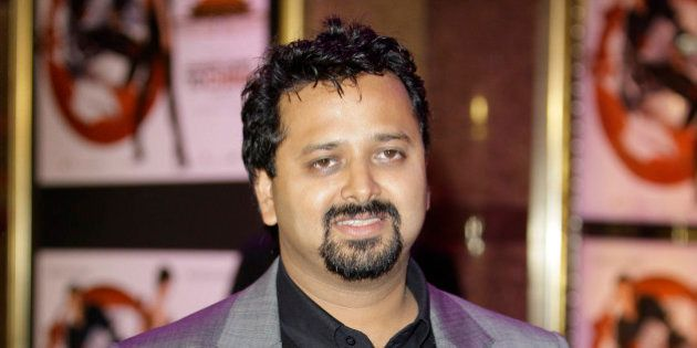 India's Bollywood Director Nikhil Advani arrives for the European Premiere of 'Chandni Chowk to China'...