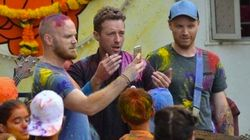 Coldplay Seems To Have Got Their Dates For Indian Festivals All Wrong, But We're Not