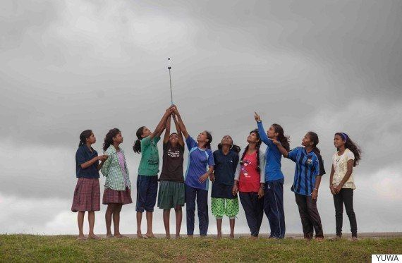 These School Girls From Jharkhand Put Their Remote Village Up On