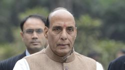 India Will Not Fire First Bullet At The Border, Rajnath Tells Pak