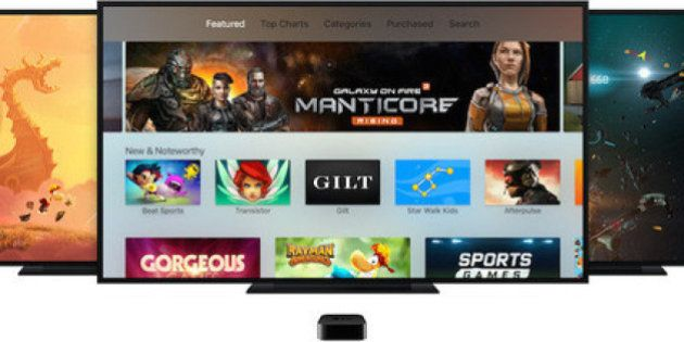 Apple TV Could Be The Game Console For The Rest of