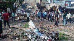 Hunt On For Storer Of Illegal Explosives That Killed 88 In