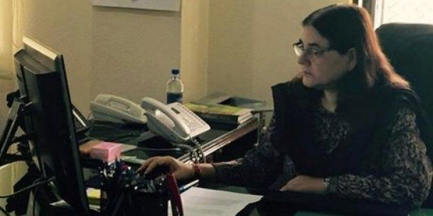 How Maneka Gandhi Won The Internet Today With Her Facebook