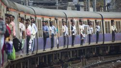 Mumbai Local Train Derailed; No Injuries Or Casualties