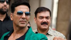 Watch Akshay Kumar Attempting The Viral 'Dizzy Goals' Challenge...