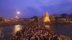 Pictures: A Glimpse Into The Spiritual Journey Of Mahakumbh