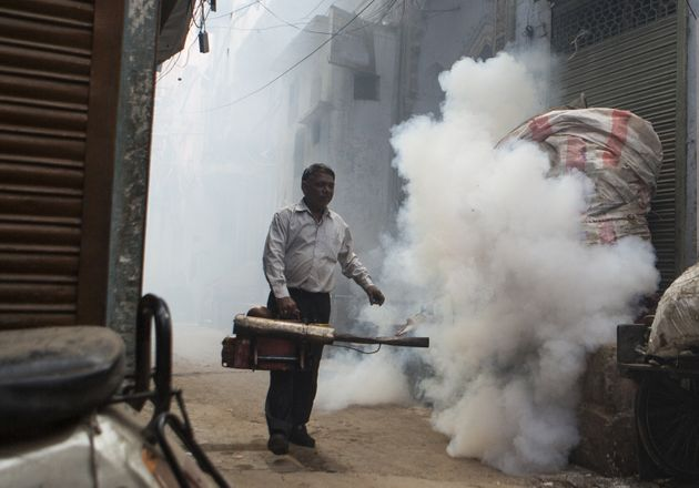 Another Little Boy Died Of Dengue Because He Was Turned Away By Delhi's Top