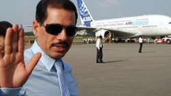 Wish Granted: Government Finally Drops Robert Vadra's Name From 'No Frisking'