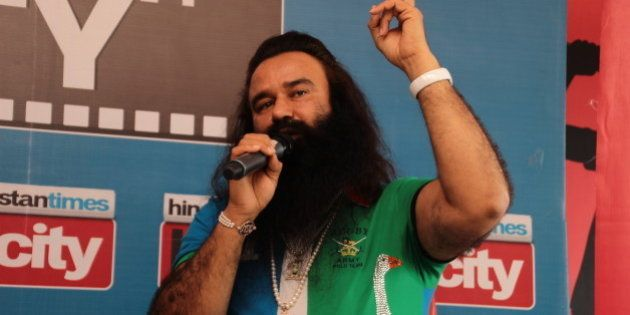 NEW DELHI, INDIA FEBRUARY 2: Spiritual leader and the head of the India-based socio-spiritual organisation...