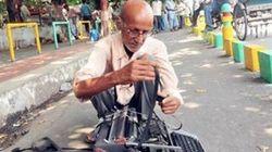 After A Cop Broke 65-Year-Old's Typewriter, Uttar Pradesh CM Sends Him A