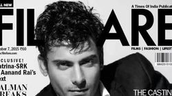 This Is The New Filmfare Cover Featuring Fawad Khan. You're