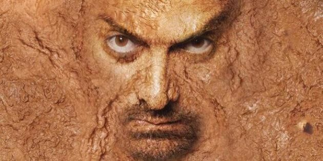 Aamir Khan Tweets Out The First Look Of His Upcoming Wrestling Biopic,