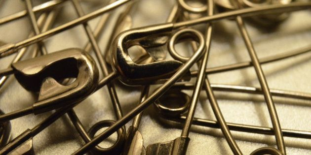 12 Reasons Why The Safety Pin Is Everyone's Knight In Shining