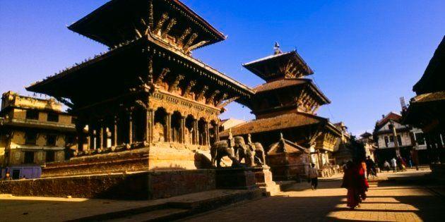 Durbar Square, Patan,