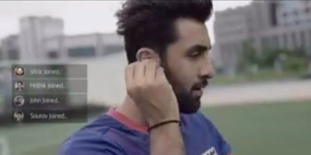 Indian Super League Has A New Star-Studded Promo Featuring Footballers As