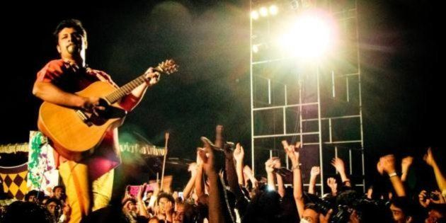 Raghu Dixit Project concert at