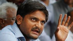 Hardik Patel's Vehicle Takes U-Turn And Flees Gujarat