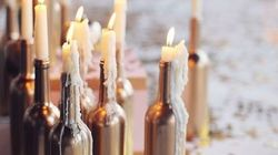 PHOTOS: 5 Ways To Use Old Wine Bottles To Light Up Your Home This Festive