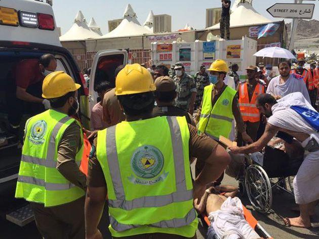 Haj Stampede: Death Toll Rises To 717, Says Saudi Civil