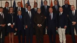 The $4.5 Trillion Club! PM Dines With Fortune 500 CEOs, Woos