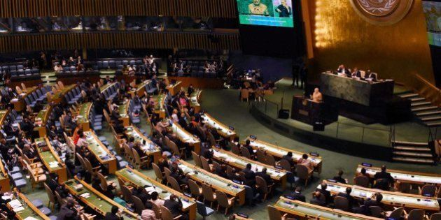 At UN General Assembly, Prime Minister Narendra Modi Pitches For Climate Justice, War On