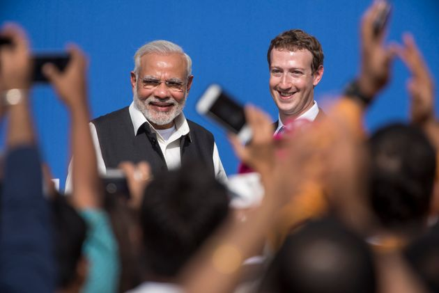 PM Narendra Modi Gets Emotional At Facebook HQ As He Recalls His Childhood And Humble